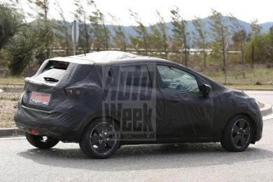 new micra k14 spotted in full camouflage micra. Black Bedroom Furniture Sets. Home Design Ideas