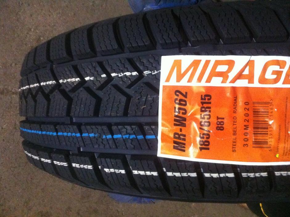 WINTER TIRE DEAL: MIRAGE MR-W562 $41 each - Micra-Forum.com