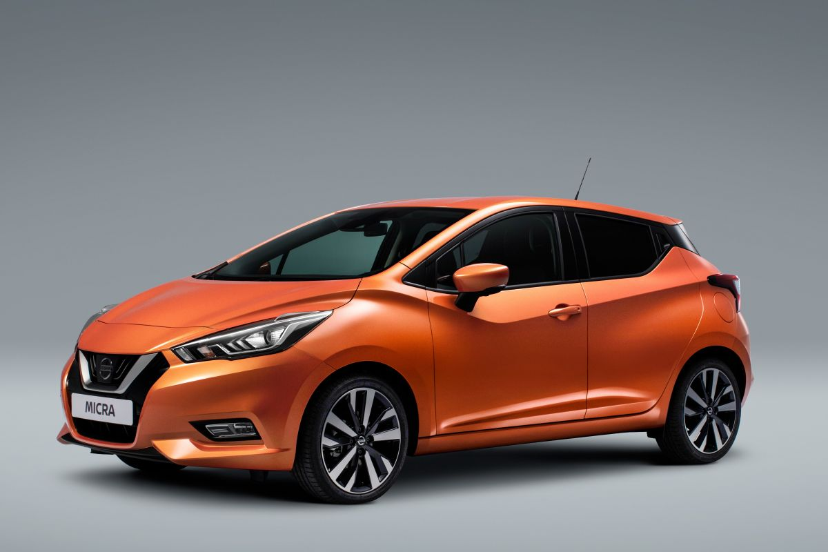 what changes can we expect in the canadian 2017 micra