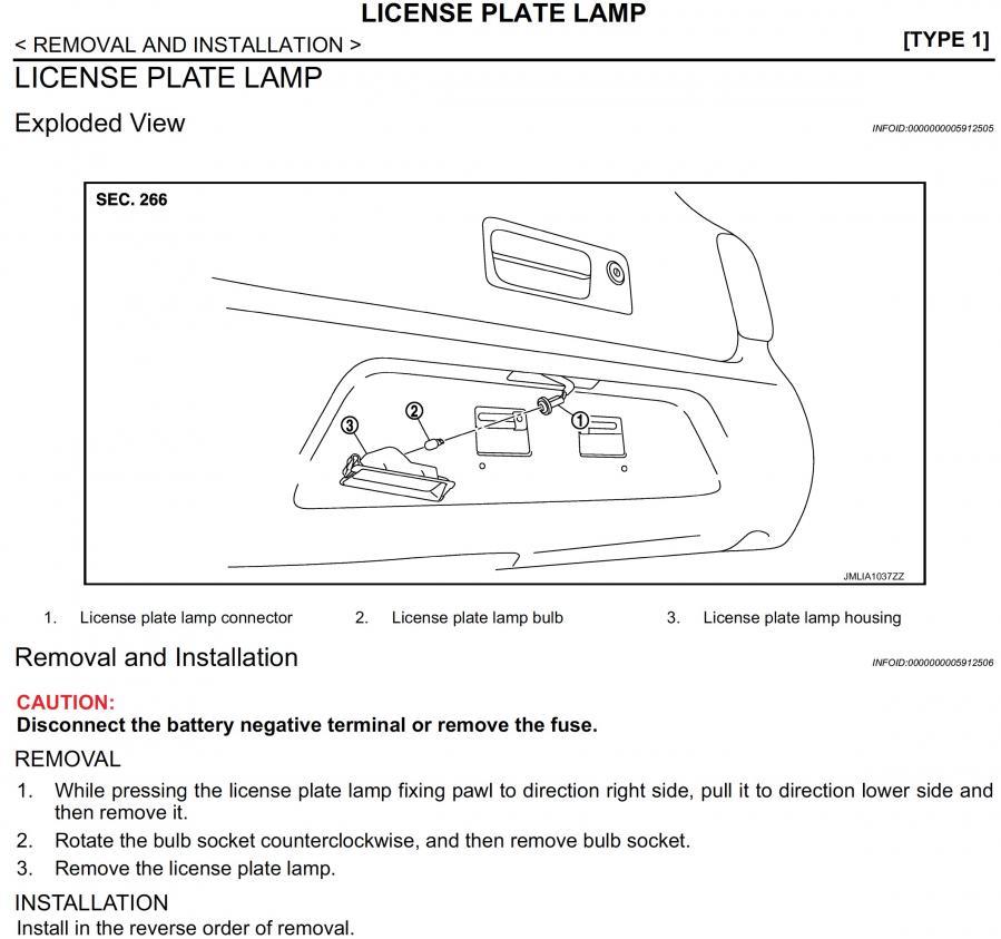Name:  EXL-135 exterior lighting plate lamp bulb.jpg Views: 44 Size:  81.0 KB
