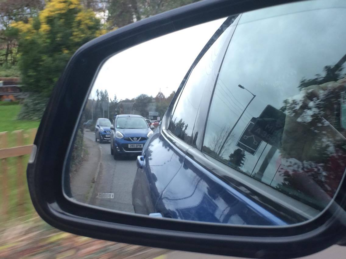 Name:  micra in mirror.jpg