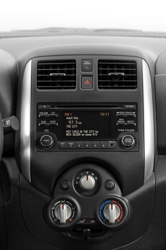 2015 Nissan Micra interior pictures/photos - Micra-Forum.com