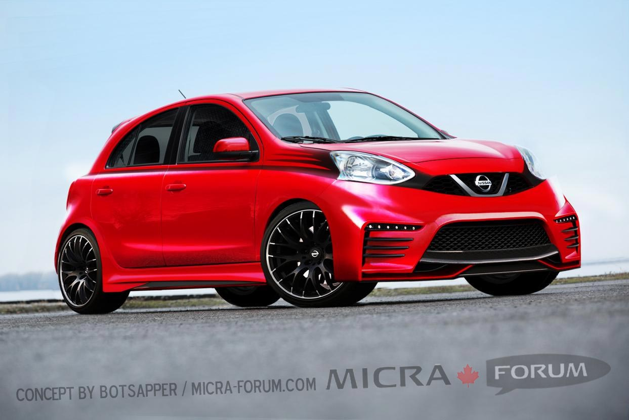 Nissan Sentra Headlights Some passion for the Micra - (wild K13 concept: stance ...